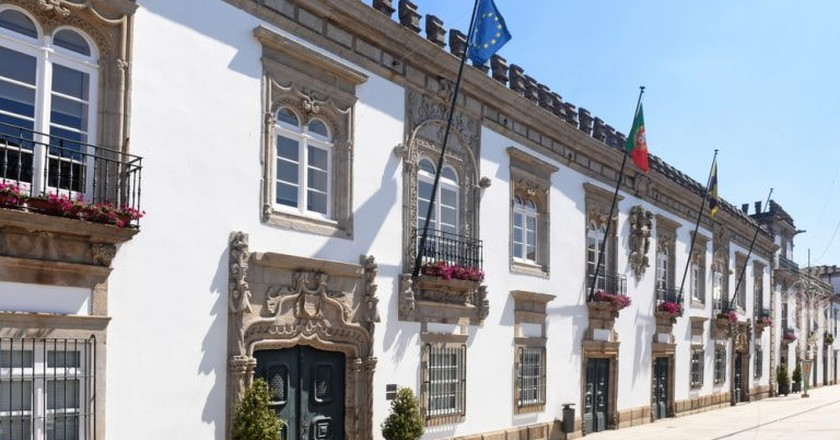Viana do Castelo City Hall | © Josep Curto/Shutterstock