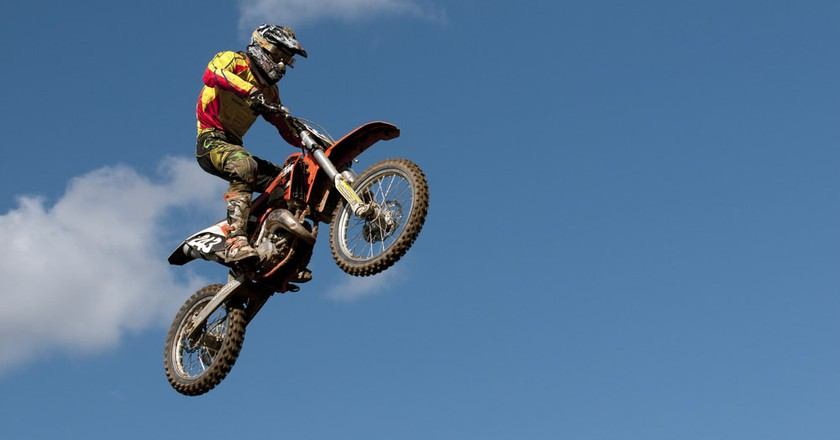 Getting some air | © B.Stefanov / Shutterstock