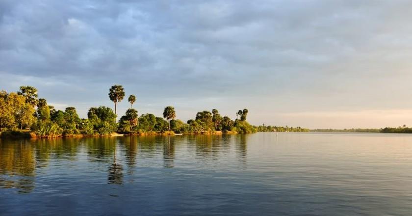 Idyllic Kampot River