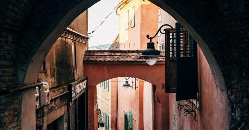 Sibiu's Passages © Eugene Zagidullin / Flickr