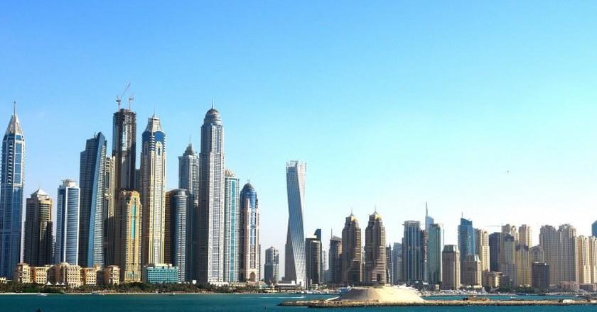 Dubai Skyline | © Arkin54/Pixabay