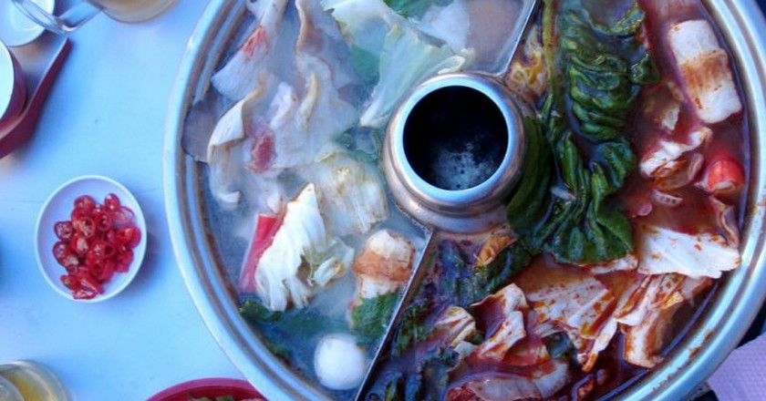 Steamboat in Cameron Highlands © Xuanxu/Flickr