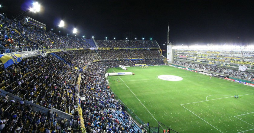 Boca Juniors stadium in Buenos Aires | © Steven Newton/Flickr