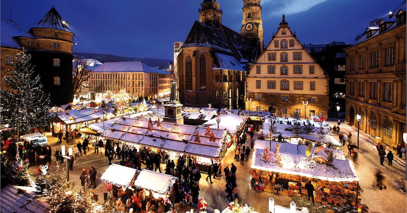 Germany's Top 11 Christmas Markets
