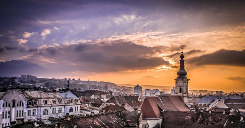 Discover Cluj's architectural wonders © Septimiu88 / Pixabay