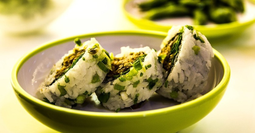 Sushi  @lollemyartphotography/ Pixabay