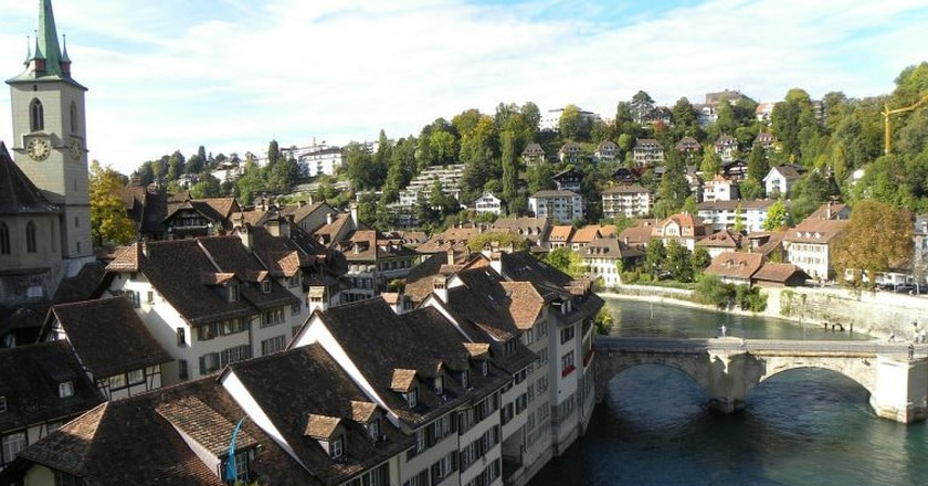The Swiss capital of Bern is only a short trip away from Basel | © 151390 / Pixabay