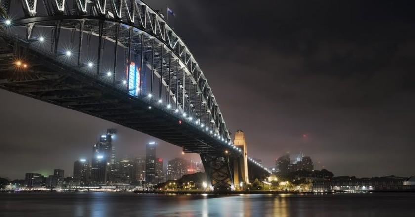 Sydney Harbour Bridge | © Lenny K Photography/Flickr