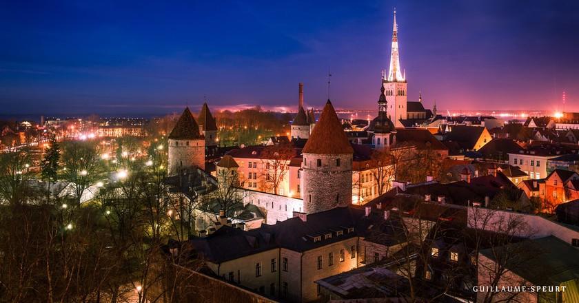 Tallinn| ©Guillaume Speurt/Flickr
