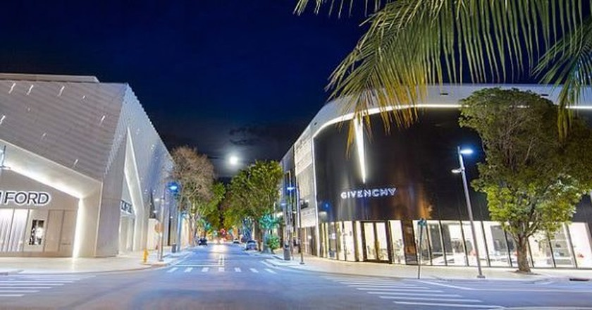 Miami Design District   Wikipedia commons   Photo by Robert Patterson