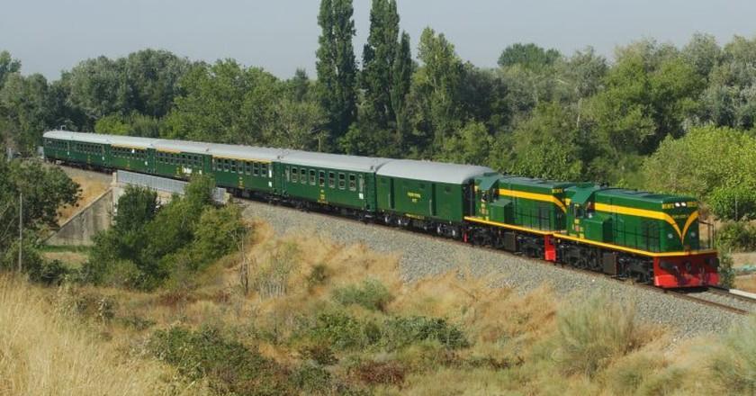 Tren dels Llacs, Catalonia | ©Daniel Luis Gómez Adenis / Flickr
