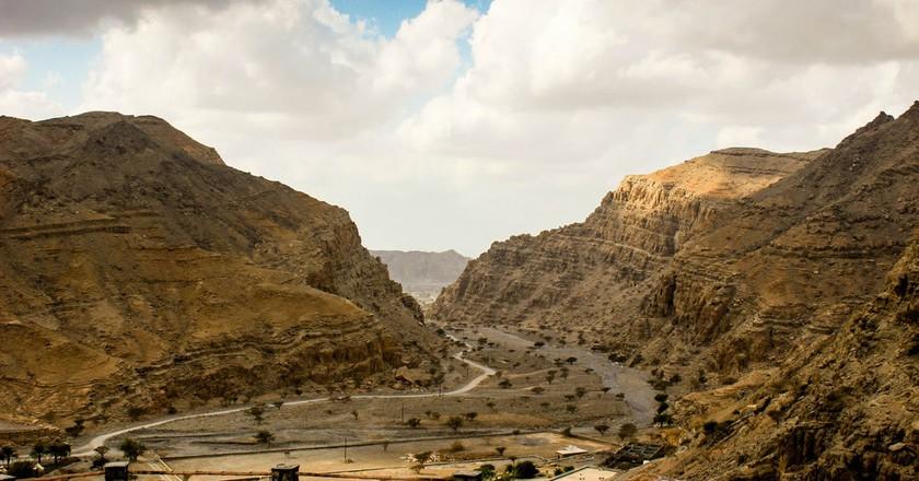 Ras Al Khaimah in the north| ©Nazrul Islam/flickr