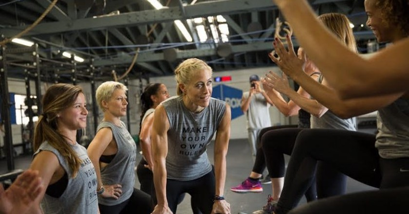 Lacey Stone Fitness Bootcamp   © Lacey Stone
