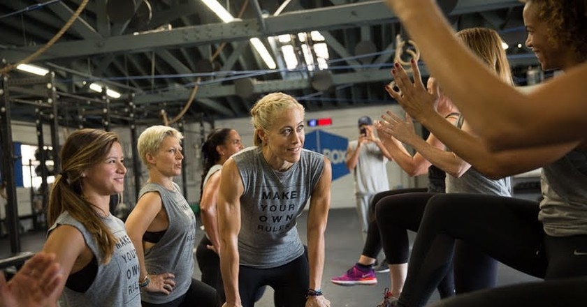Lacey Stone Fitness Bootcamp | © Lacey Stone