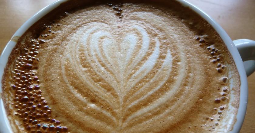 Victrola latte   © Jessica Spengler / Flickr