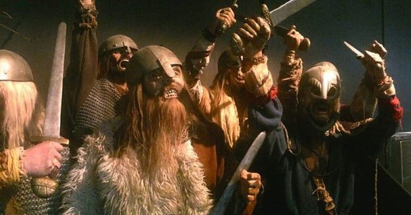 Vikings and Neo-Nazis have nothing in common / Photo courtesy of Wikipedia Commons