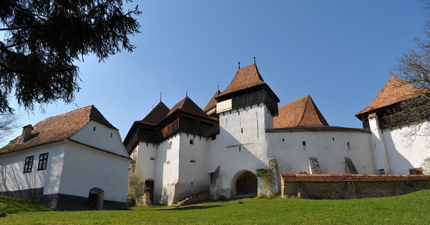 Viscri Fortified Church | © Andrei Timofte / Flickr