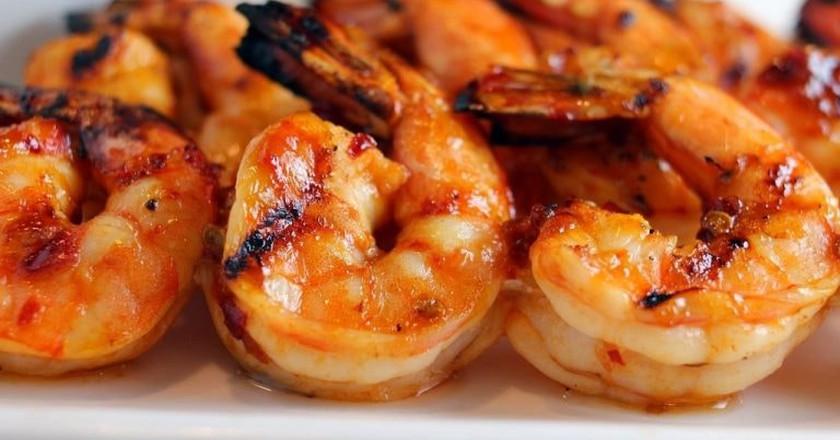 Cooked prawns | © Pixabay