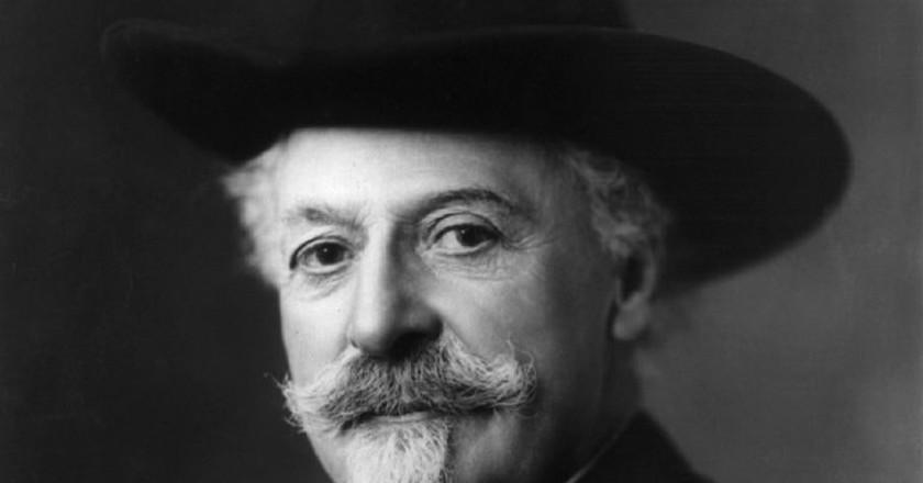 "William ""Buffalo Bill"" Cody   © skeeze / Pixabay"
