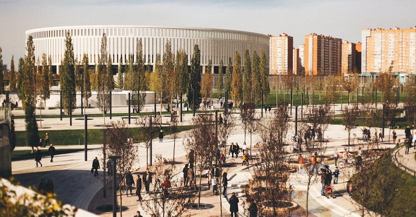 Krasnodar Park | © Courtesy of Inna Ladygina