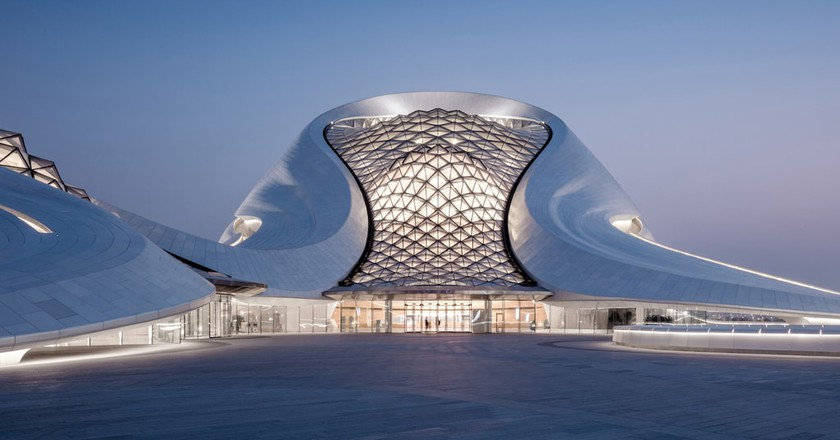 Harbin Cultural Centre, China | © Adam Mørk