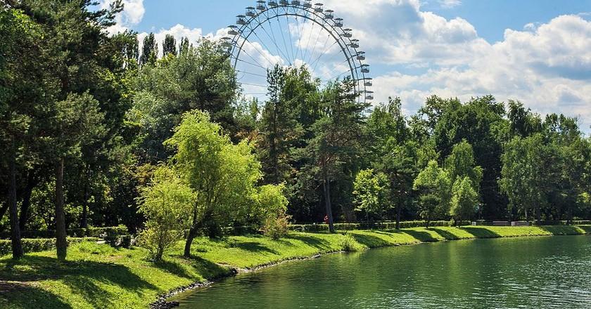 Izmailovsky park in Moscow | © Kristy2906 / WikiCommons