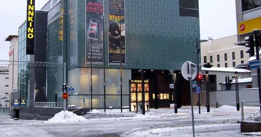 Finnkino cinema in Oulu |© WikiCommons