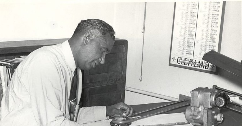 Fred McKinley Jones | © USDA / WikiCommons