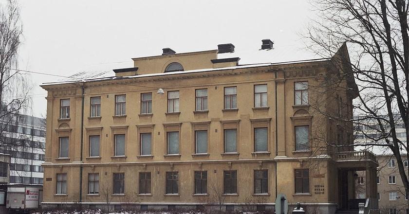 Hiekka Art Museum | © Mikko J. Putkonen / WikiCommons