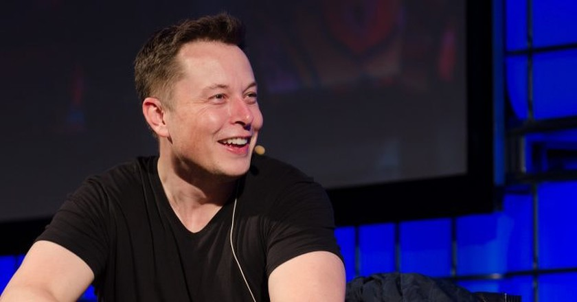 Elon Musk | © Heisenberg Media / Flickr