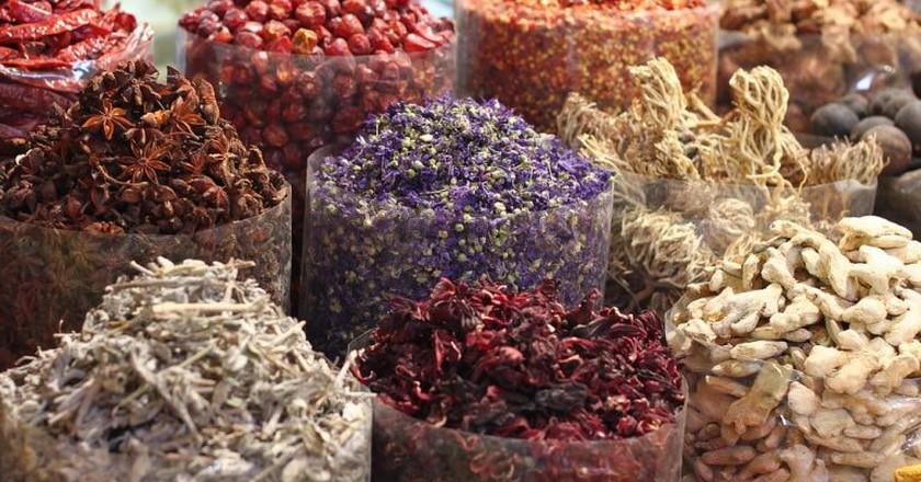 Spice Souk in Dubai   © Elroy Serrao/Flickr