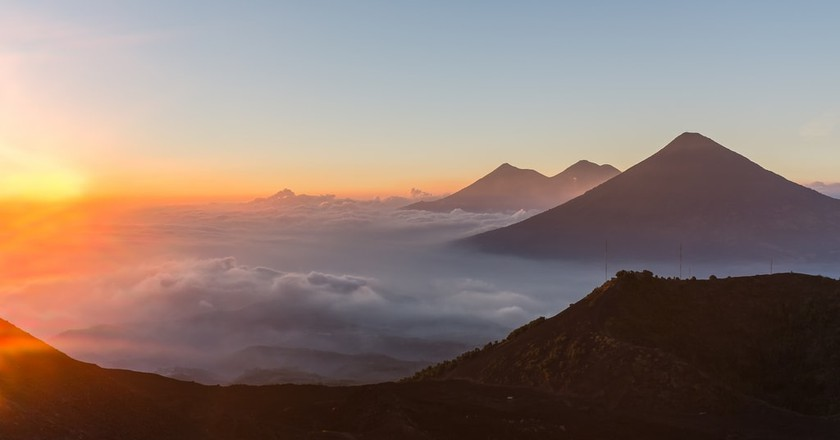 View from Volcano Pacaya | © Christopher Crouzet / Flickr