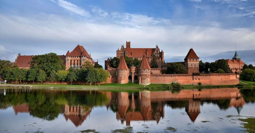 The Malbork Castle | © Gregy / WikiCommons