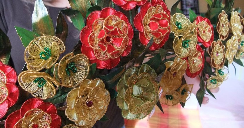 Ganutell blossoms | Courtesy of Maria Kerr