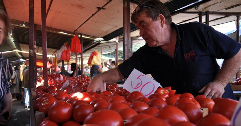 Tomato fans are going to be in some serious luck.   Linda Pavlovic/Flickr