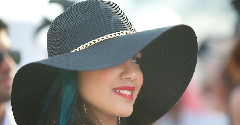 The fashion stakes are high in Dubai!   © Jaguar MENA/Flickr