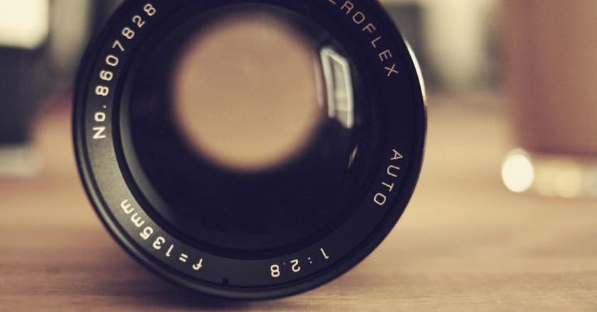 Camera Lens © Montillon.a |Flickr