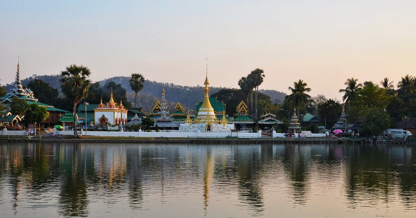 Stunning Mae Hong Son | © Alexis Gravel/Flickr