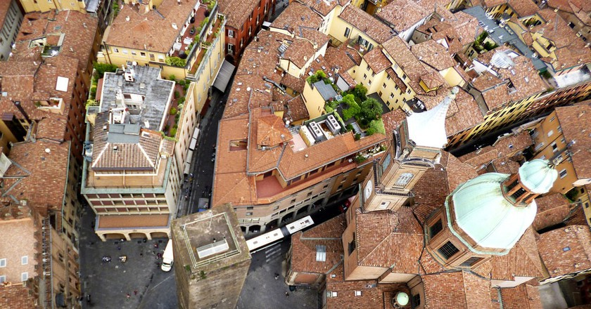 Bologna from the Top|©Playerest/Flickr