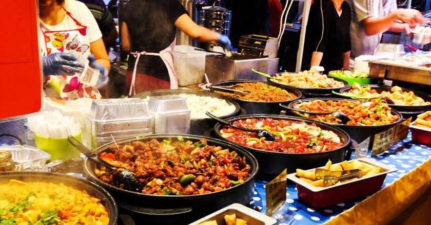 Chinese food | © Run Mizumushi-Kun /Flickr
