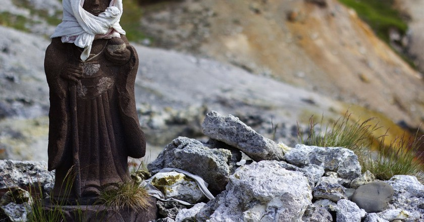Fear Mountain - Osorezan | © Japanexperterna.se / Flickr
