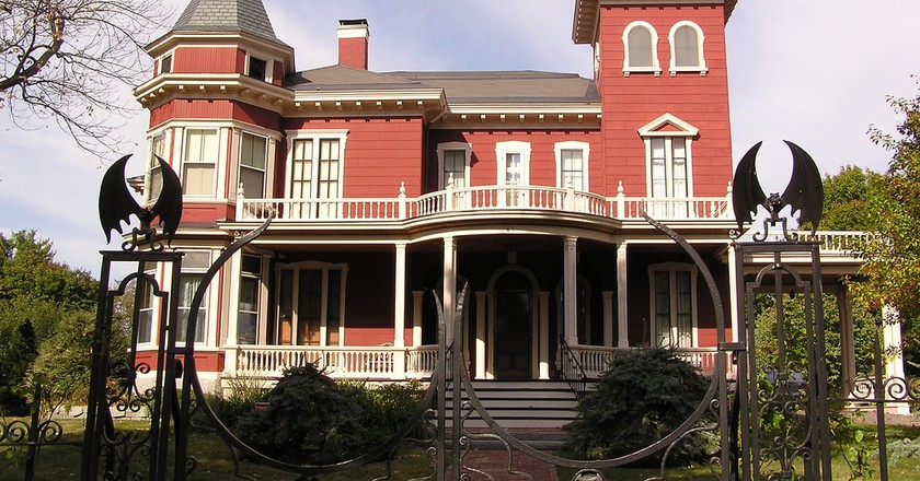 A Tour of Stephen King's Maine