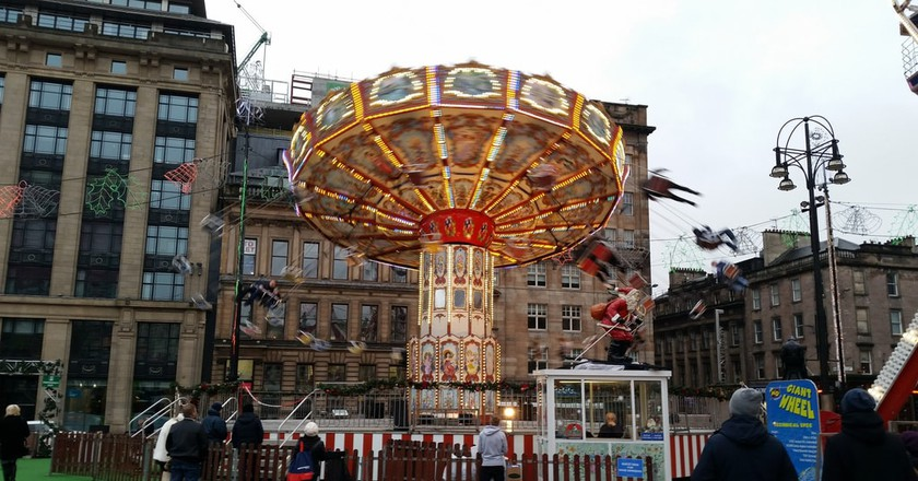 Glasgow Loves Christmas| ©MichelCuri /Flickr