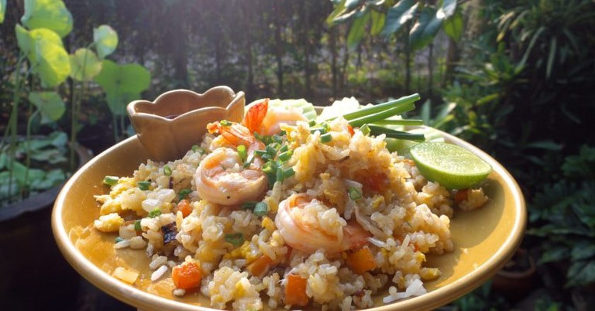 Indonesian nasi goreng | © Vee Satayamas/Flickr