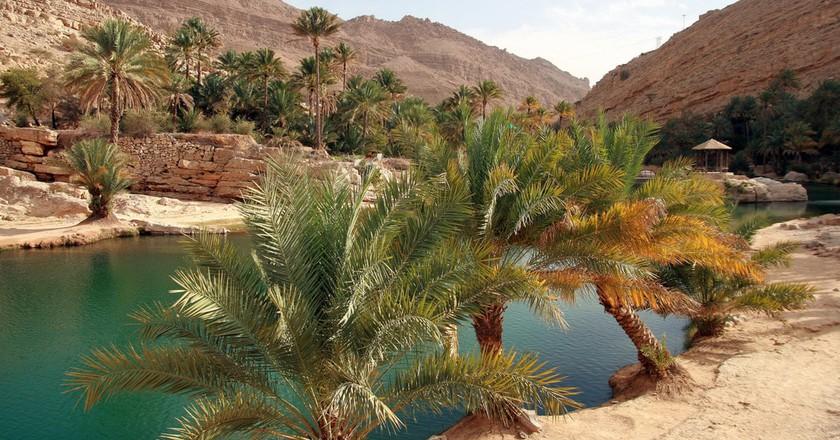 Wadi Bani Khalid in Oman | © Wadi Bani Khalid/Flickr