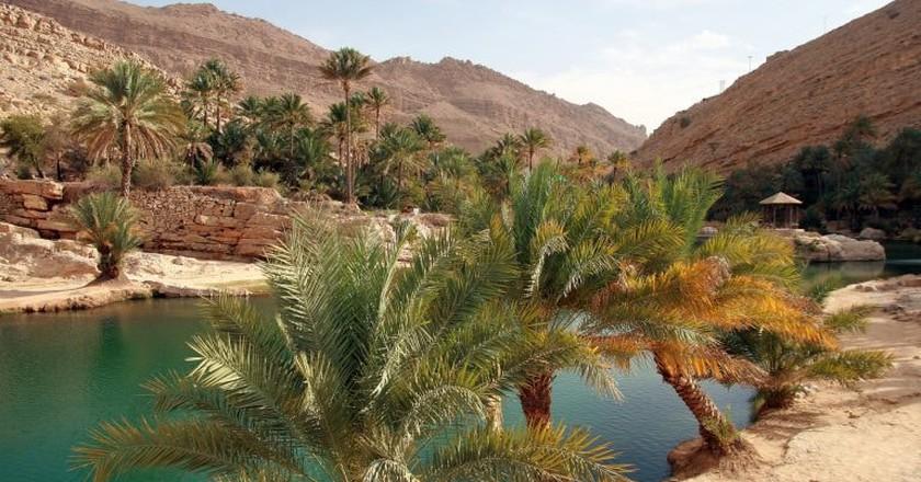 Wadi Bani Khalid in Oman   © Wadi Bani Khalid/Flickr