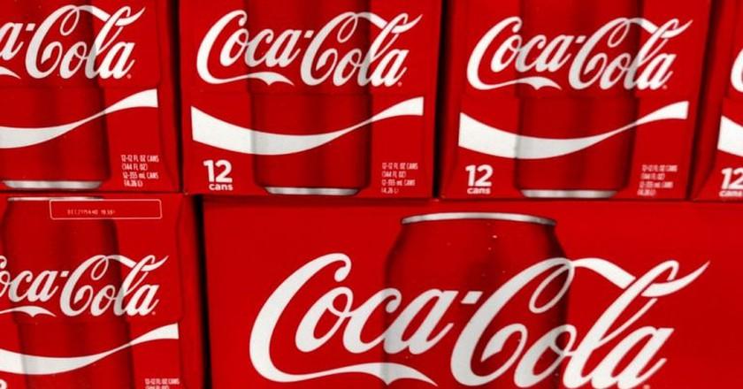 Coca Cola   © Mike Mozart / Flickr