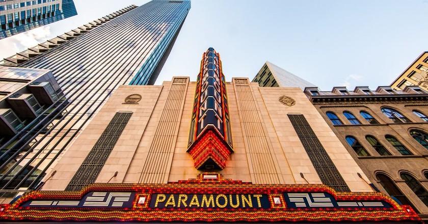 Paramount   © Thomas Hawk /Flickr