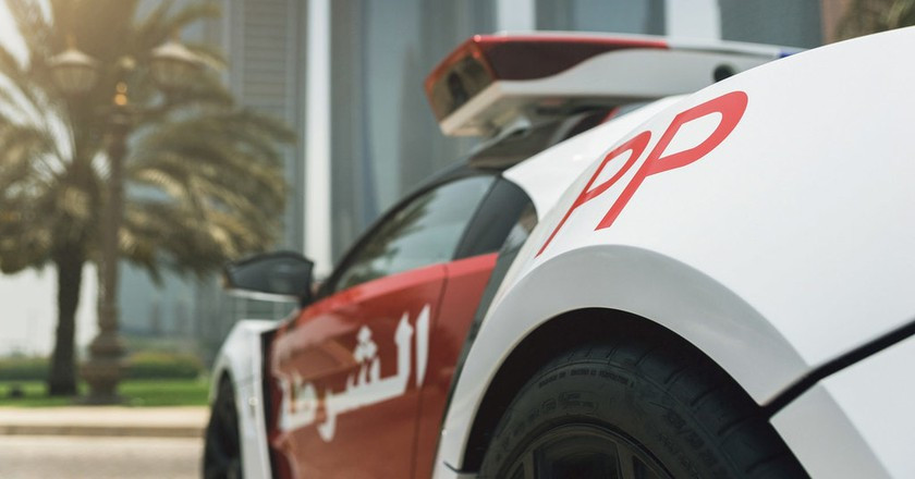 Emergency response training is already in place across the UAE | © Felix Berndt Photography / Flickr