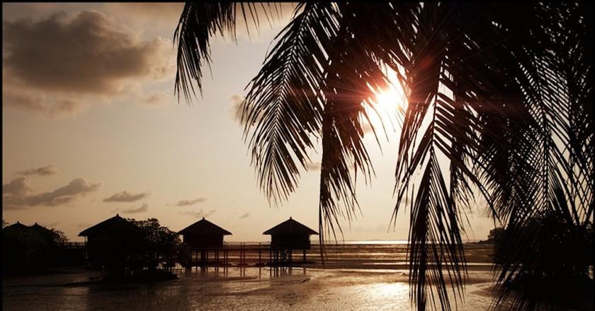 Sunrise at LooLa Adventure Resort | Courtesy of LooLa Adventure Resort